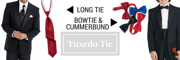 Long tie vs. bowtie
